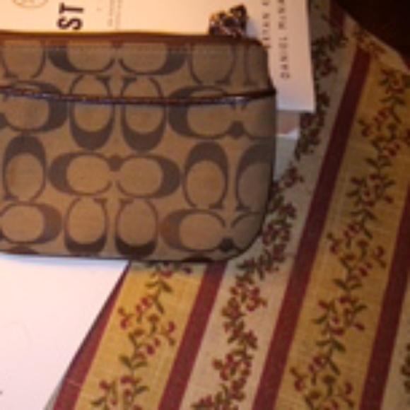 Coach Handbags - Wristlet, (wallet)